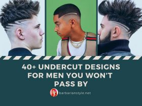 40+ Undercut Designs for Men You Won't Pass By