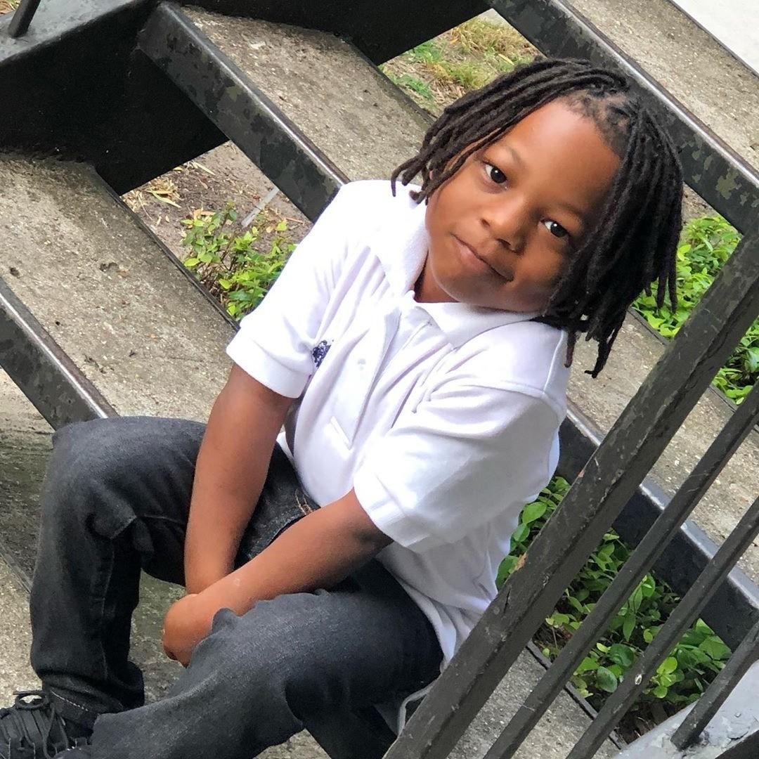 Black Kids Cool Hair Style