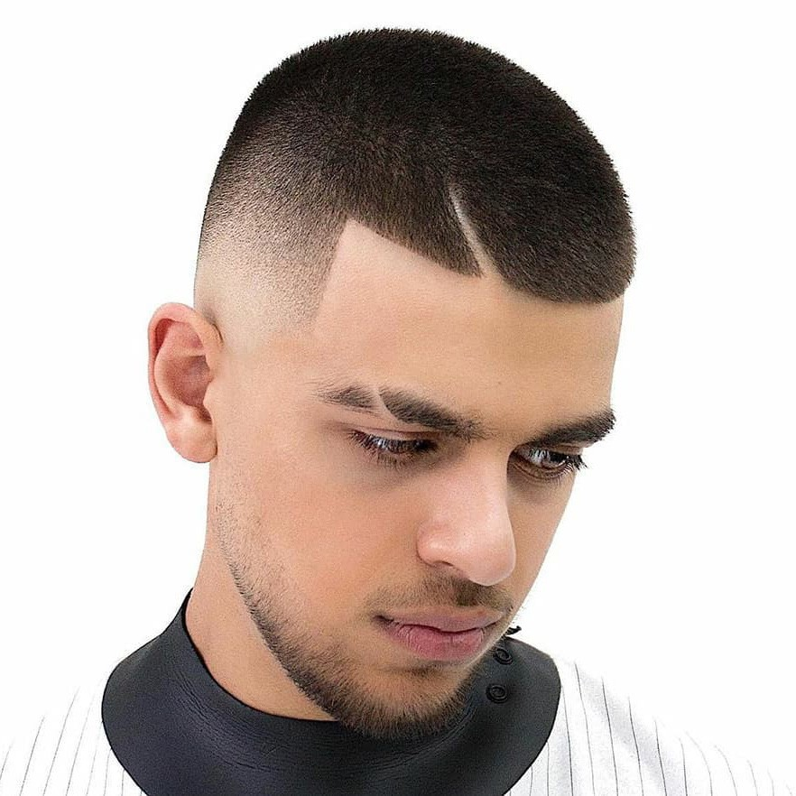 Bald Fade Buzz Cut