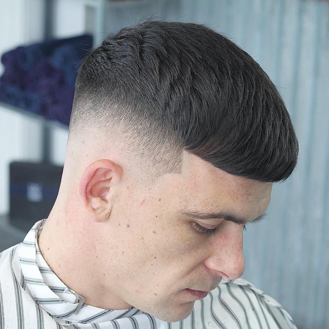 Drop Haircut for Men