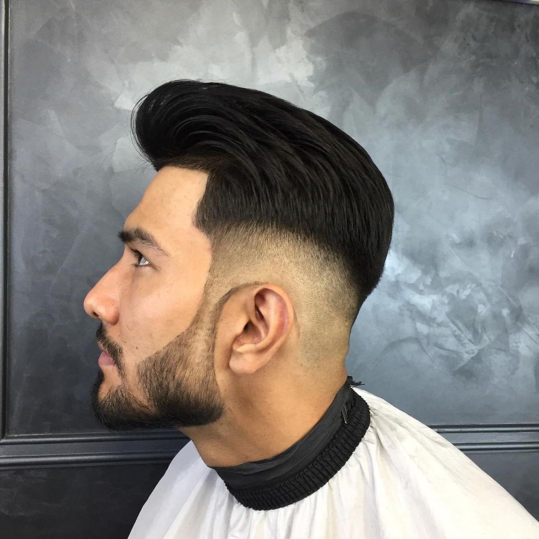 Drop Taper Fade Cut for Men
