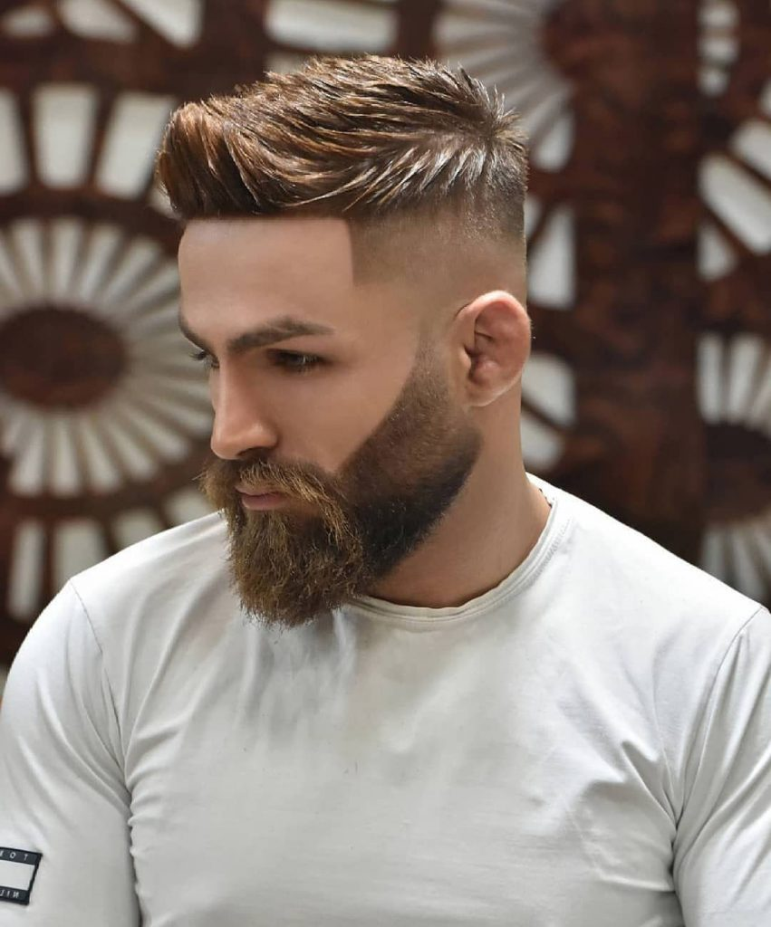 Fohawk Hairstyle for Men