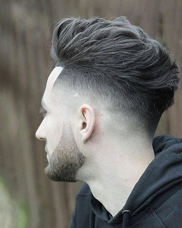 High Top + Drop Fade