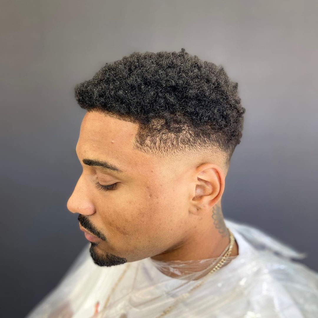 Low Fade for Men