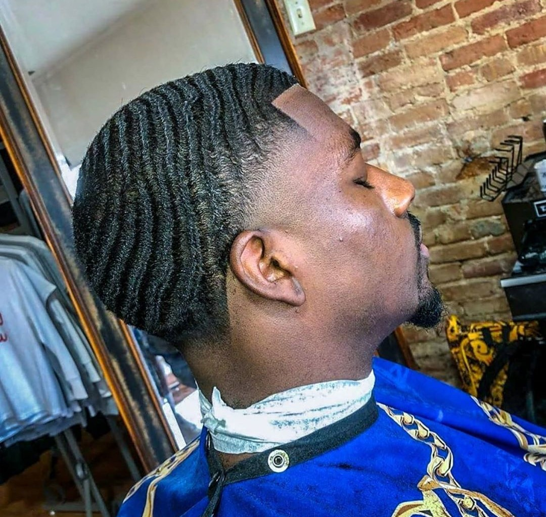 Wave Cut for Black Males