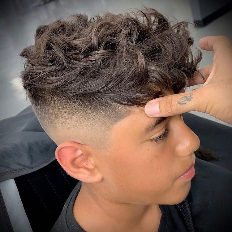 Bald Skin Fade Haircut