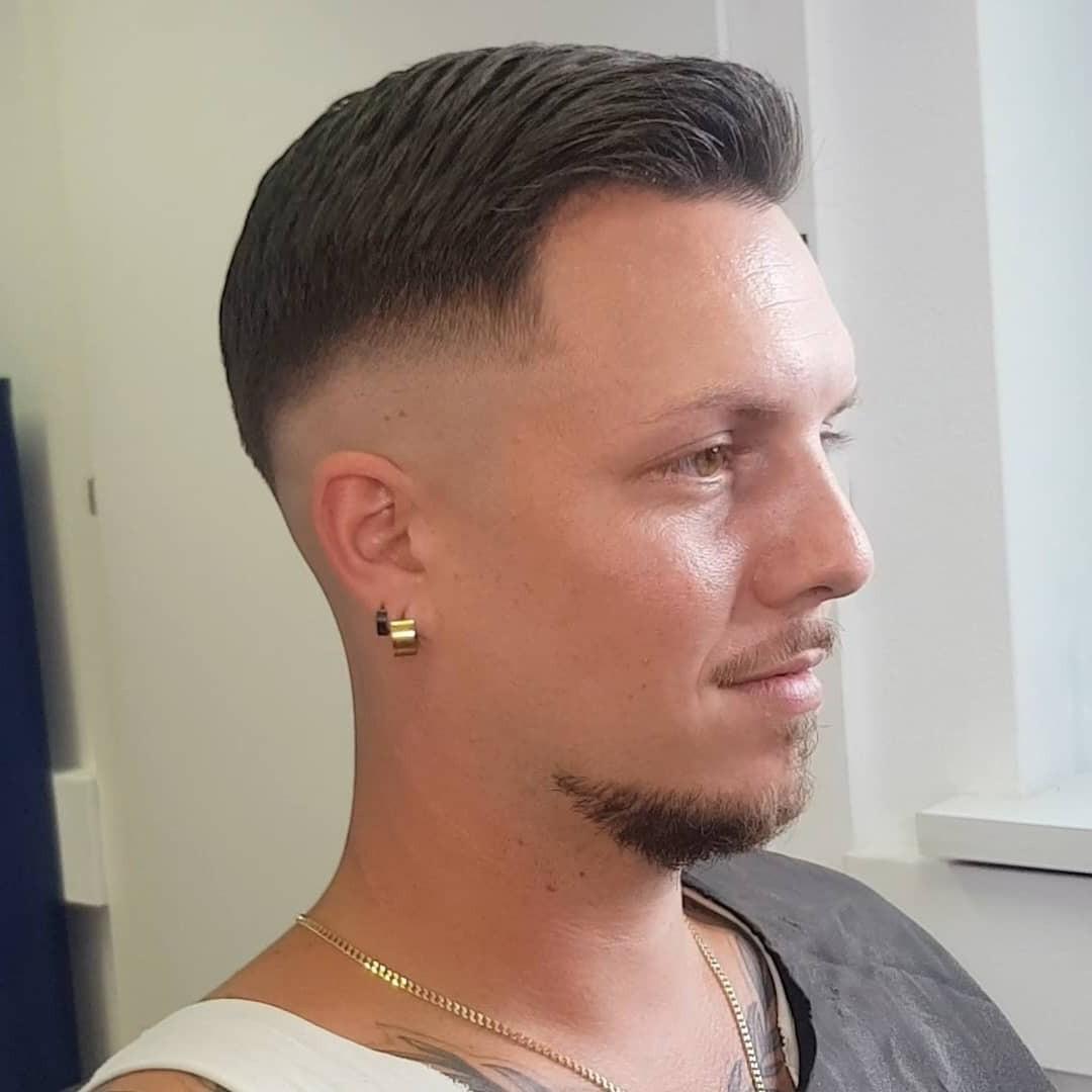 Drop Skin Fade Haircut