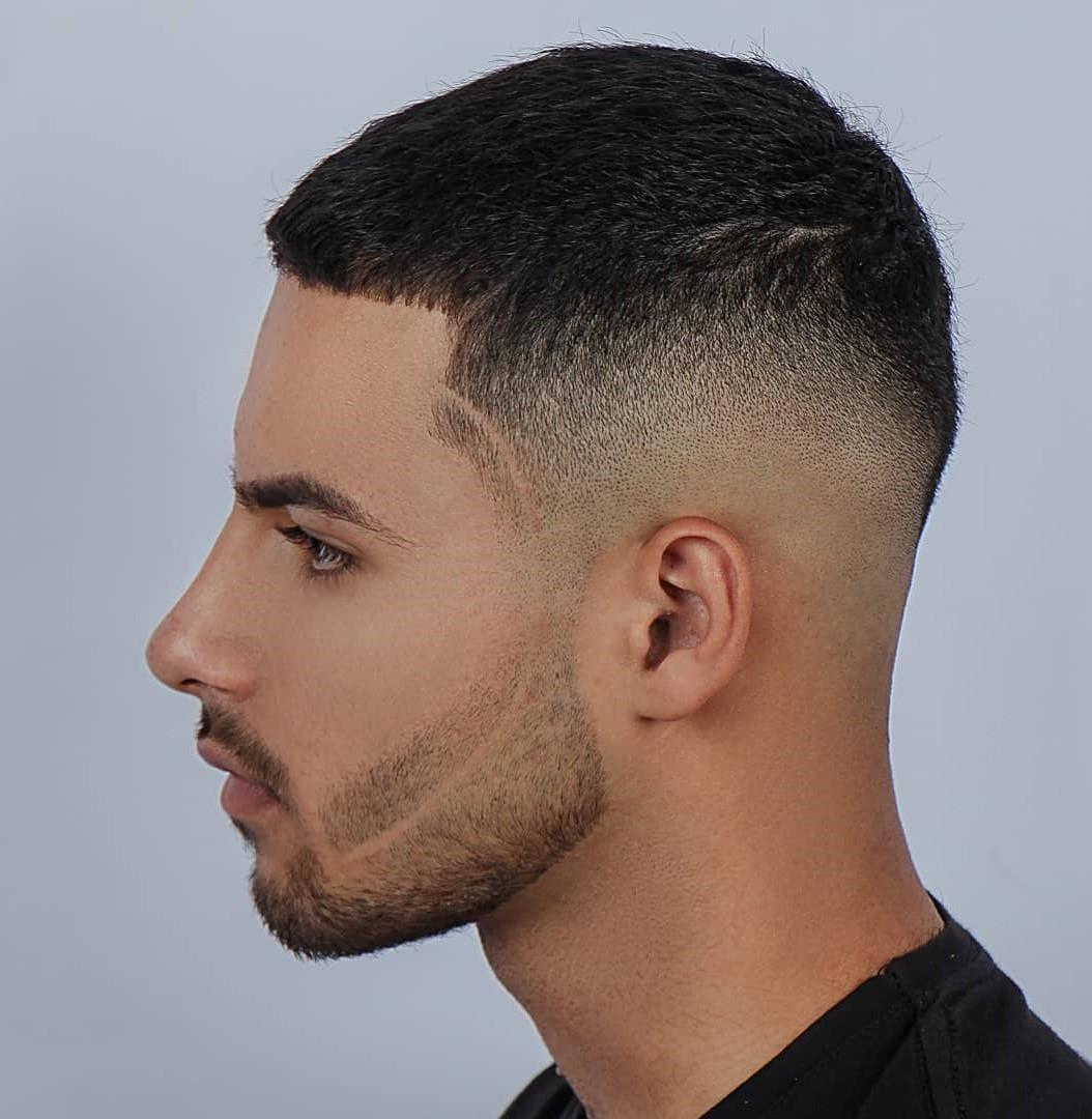 Military High Fade Haircut