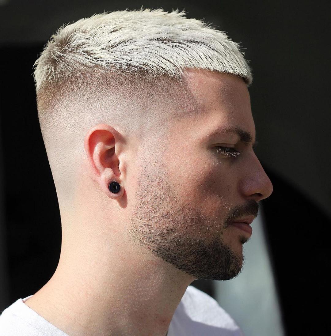 Skin Fade Men's Haircut