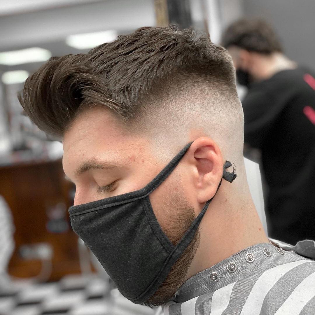 Taper High Fade Haircut