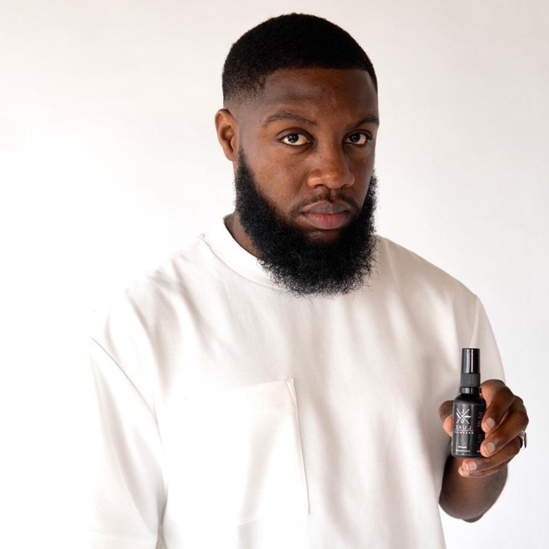 A full beard for black men.