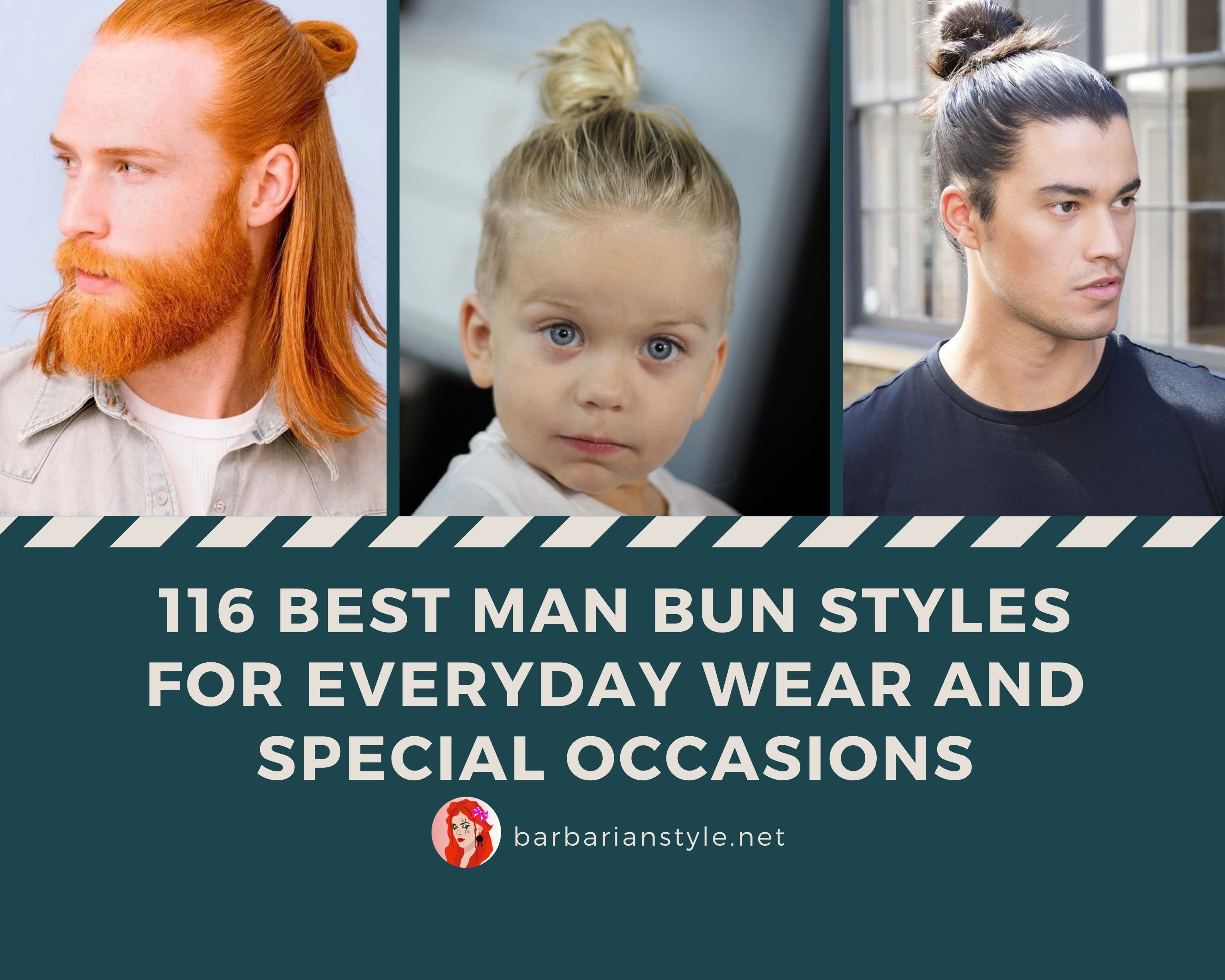 116 Best Man Bun Styles for Everyday Wear and Special Occasions